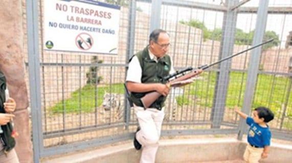 Los protocolos de seguridad en los Zoológicos de Lima