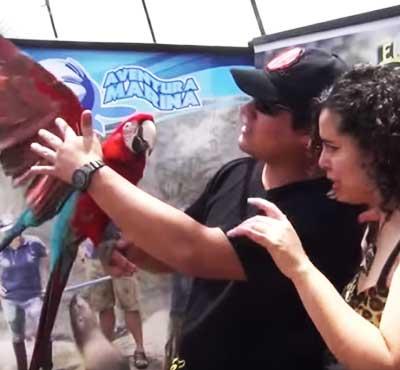 ¡De paseo en el Zoo Huachipa!